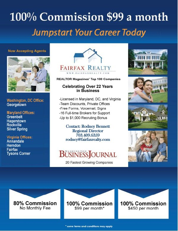 FAIRFAX REALTY
